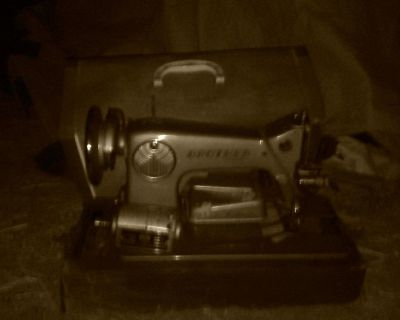 1957 brothers precision sewing machine
