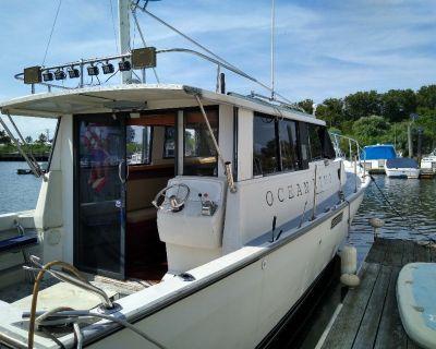 Mainship 34 Sedan