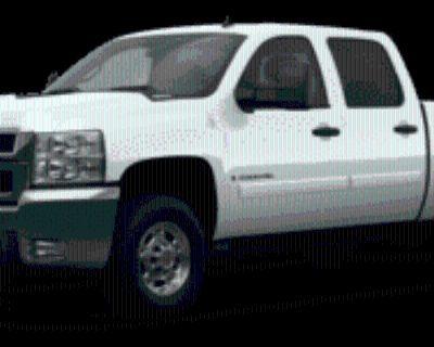 2008 Chevrolet Silverado 2500HD WT