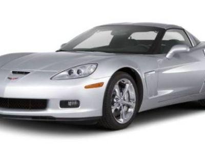 2010 Chevrolet Corvette Grand Sport 3LT