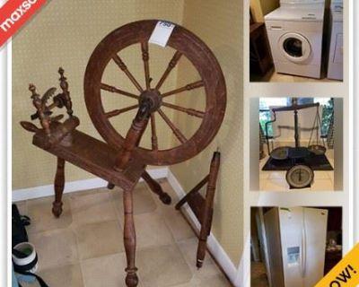 Flintridge Moving Online Auction - Rosebank Drive