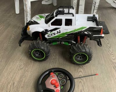 Monster Truck remote control