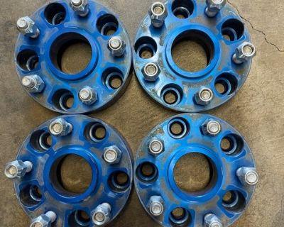 "California - 1.75"" SpiderTrax Wheel Spacer [$100]"