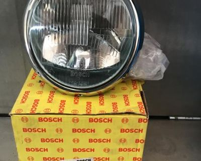 NOS Bosch H1 headlight only on