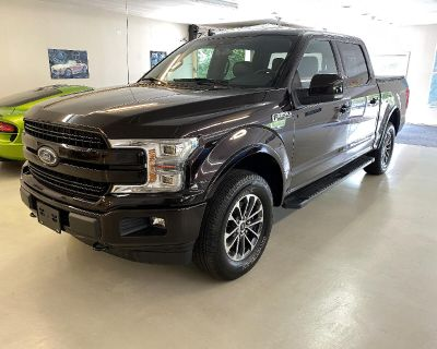 Used 2019 Ford F-150 Lariat SuperCrew 5.5-ft. Bed 4WD