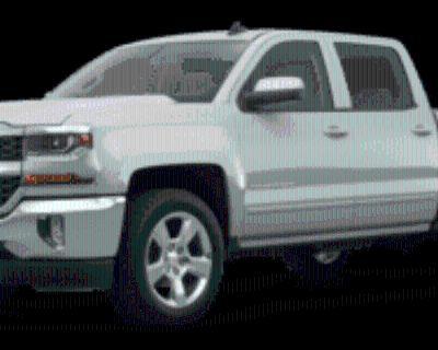 2018 Chevrolet Silverado 1500 LT Crew Cab Short Box 2WD