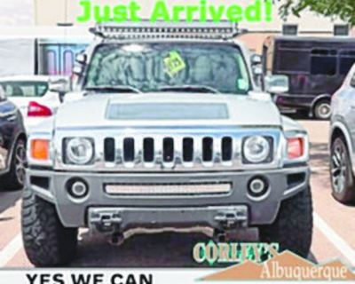HUMMER 2010 H3 Luxury, Automatic, 4 Wheel Drive, 4 Speed, 85k miles, Stock #P5054A...