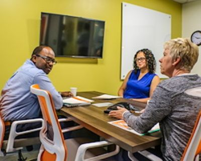 Private Meeting Room for 6 at Office Evolution - Ann Arbor
