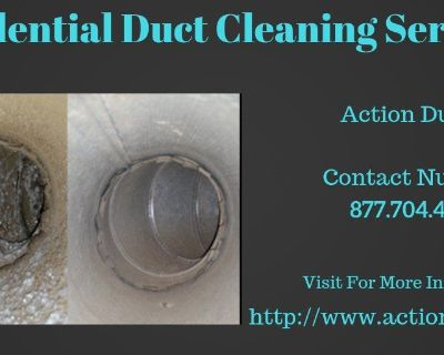 Residential Duct Cleaning Services