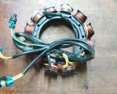 Mercury Sportjet & 2.5l Efi Stator 40 Amp 135hp-200hp 2000-05 858404t3, 858404t4