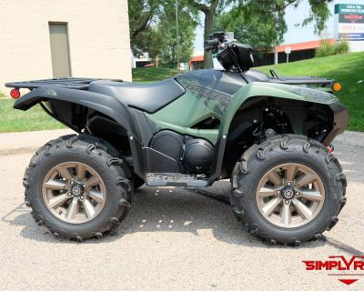 2021 Yamaha Grizzly EPS XT-R ATV Utility Eden Prairie, MN