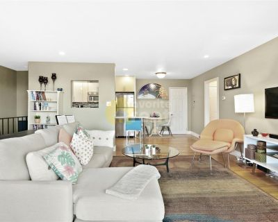 Twin Peaks,San Francisco , 1 bedroom 1 bath apartment plus garage