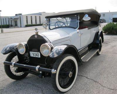 1921 Stutz Series K 6-7 Passenger Tourer