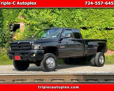 Used 2002 Dodge Ram 3500 4dr Quad Cab 160.5 DRW 4WD Laramie