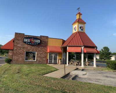 Free-Standing Restaurant with Drive-Thru