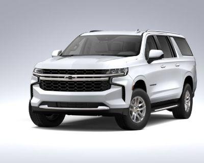New 2021 Chevrolet Suburban LS Rear Wheel Drive SUV