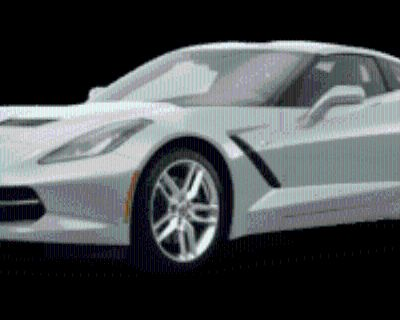 2017 Chevrolet Corvette Z51 2LT