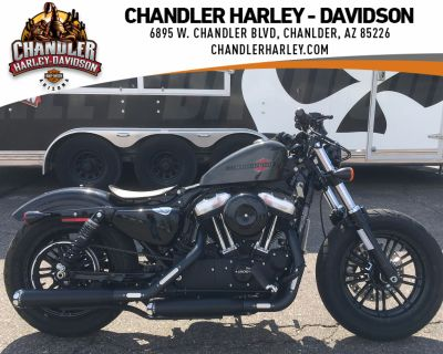 Pre-Owned 2019 Harley-Davidson Forty-Eight Sportster XL1200X
