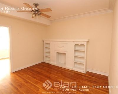 Well Priced Rogers Park Two Bed, Central Heat and Air. Near Loyola