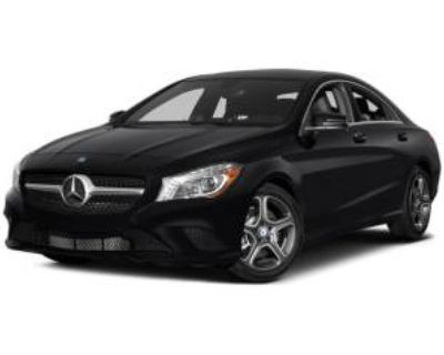 2014 Mercedes-Benz CLA CLA 250 4MATIC