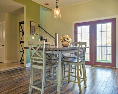 NEW! Renovated Craftsman Home ~2 Mi to Downtown! - Center Township