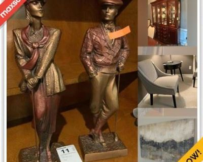 Alpharetta Moving Online Auction - North Hickory Trace