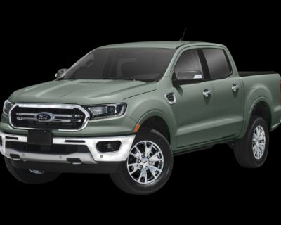 New 2021 Ford Ranger LARIAT Crew Cab Pickup RWD Crew Cab Pickup