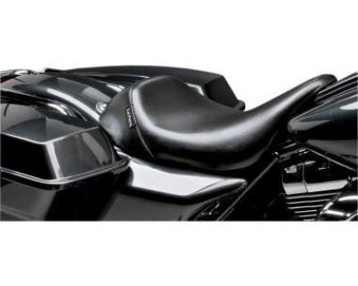 Le Pera Barebones Bare Bones Solo Seat 08-13 Harley Touring Flhr Flhx Flt Flht