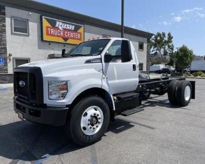 2022 FORD F750 Pickup Trucks Medium Duty