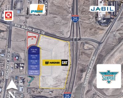 Tract 16 Wagner Industrial Park