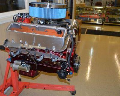 644 Hp 565 Big Block Chevy Engine