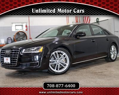 2015 Audi A8 4dr Sdn 3.0T
