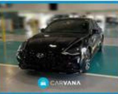 2021 Hyundai Sonata Black, 2009 miles