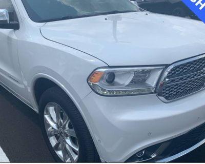 2019 Dodge Durango Citadel