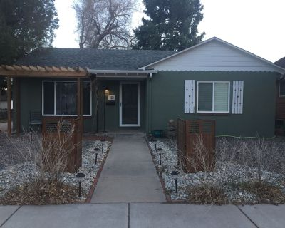 Charming home close to Pikes Peak, Garden of the Gods & tons of adventures!!! - Central Colorado Springs