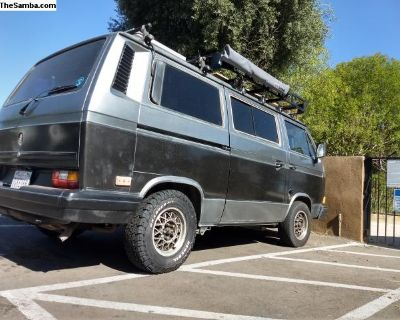 1988 Vanagon camper