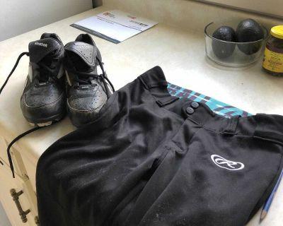 Softball Pants/Cleats