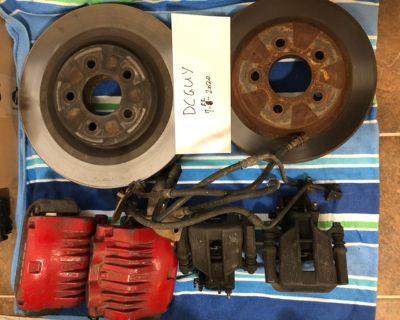 Front/Rear OEM Termi Brakes