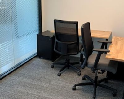 Private Office for 2 at RapidOffices