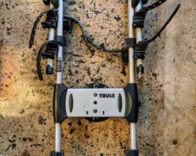 New Jersey - Spare Tire Bike Rack