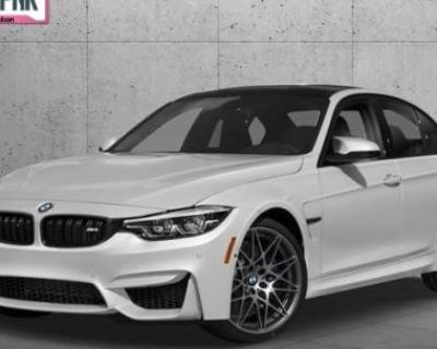 2018 BMW M3 Standard