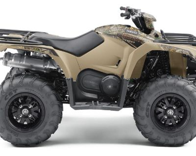 2021 Yamaha Kodiak 450 EPS ATV Utility Hendersonville, NC