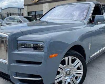 2020 Rolls-Royce Cullinan Standard
