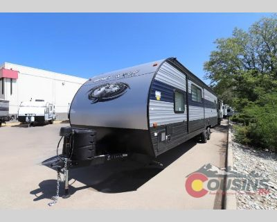 2022 Forest River Rv Cherokee Grey Wolf 27RR