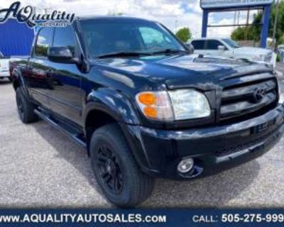 2004 Toyota Tundra Limited Double Cab V8 4WD Automatic