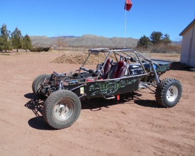 Sand rail , dune buggy , off road and on road use tags and plates