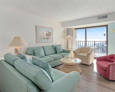 2 Bedroom Side Ocean Front Ocean City Condo in 9400 Building! - North Ocean City