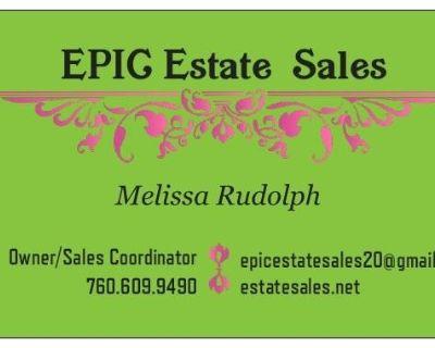 FABULOUS LEAWOOD ESTATE SALE BY EPIC Estate Sales!