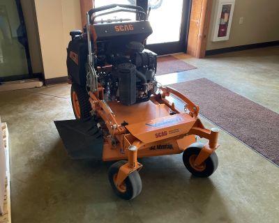 2020 SCAG Power Equipment V-Ride II 32 in. Kawasaki 16 hp Stand-On Mowers Elma, NY