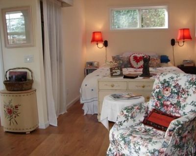 Exquisite Cottage, Private Gardens, Walk To Bay - Baywood-Los Osos